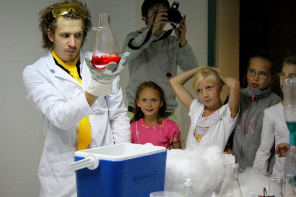 Vaiko gimtadienis Vilniuje